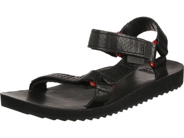Teva Original Universal Moto Sandals Women black